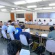 7月19日 三多摩ピースサイクル & 史跡玉川上水整備活用のための作業説明会@武蔵境