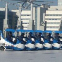 2016☆ブルーインパルスJr.東京ビッグサイトで飛行展示 ファーストフライト速報
