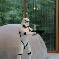 STAR WARS展へ行ってきました。