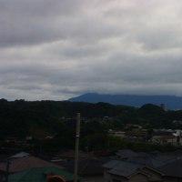 09月20日、今朝の桜島