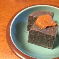 豆腐とゴマで胡麻豆腐風