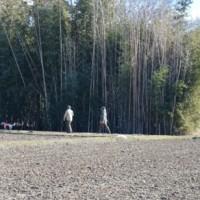 木更津にてフィールドトレーニング