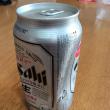冷え過ぎたビール缶