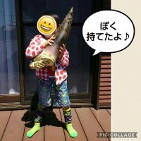 頂いた竹の子と今日の収穫♪