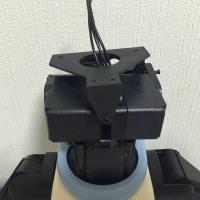 ロボットRobiの製作に挑戦 第7段階 頭部の製作