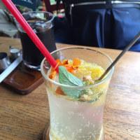 京都・初夏の心象風景 ~ 酵素シロップのソーダ割り