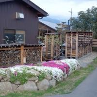 花咲く薪角