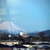 2017年1月18日,富士山