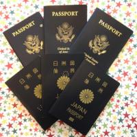 パスポート3冊目×2