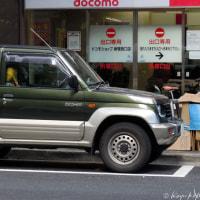 Mitsubishi Pajero Jr�� 1995-���ѥ����� �ߥ˥١����λ�ɩ �ѥ����� ����˥�