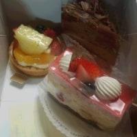 ドエルのケーキ