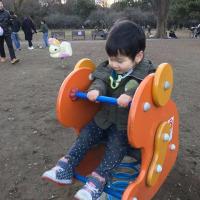 【2歳】砧公園