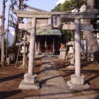 世田谷区「山谷稲荷神社」