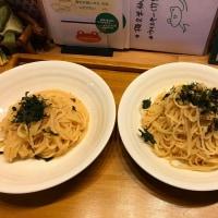 『畔上の台所』 おまかせランチ~明太子クリームパスタ
