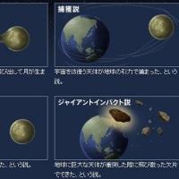 星空の招待席!・・地球外惑星の生命と月の起源!