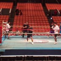 ジム(Box)東日本新人王戦2016。