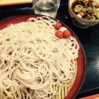 蕎麦とラーメン