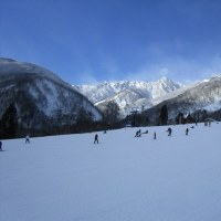 2017白馬雪遊びツアー:スキー編