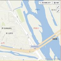 福山市の住民が大雨への備え。広島県福山市。浸水は、水門を閉じのが原因の疑い
