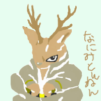 UMAを追って ~角の生えたウサギ ジャッカ・ロープ~