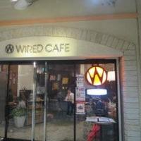 「上野」WIRED CAFE