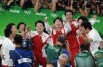 体操男子団体金メダル!おめでとう‼︎‼︎