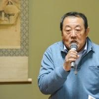 下仲町行政区の総会にて行政報告会を開催させていただきました。