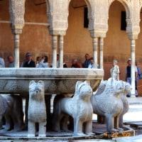 アルハムブラ宮殿③