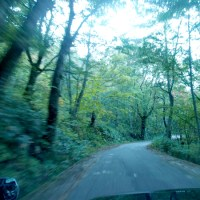 Kennyの山歩き:安房峠、麓の温泉街をぶらり