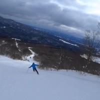 遠くて近い安比高原を滑りまくりました
