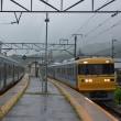 本日の撮影 雨の中 飯田線はキヤ検