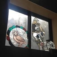 ステンドグラス工房+カフェwillie studio