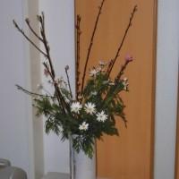 春の花 生ける(2)