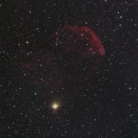 【双子座】 IC443 クラゲ星雲
