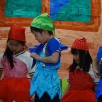 幼稚園のおひなまつり