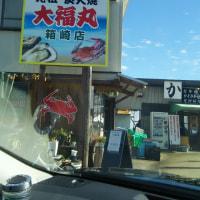 佐賀の太良の道の駅から大福丸