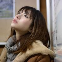 上村志保美さんを撮影させて頂きました。