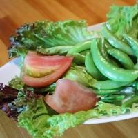 お野菜の頂き物