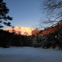 2017.2 モフモフ雪の北八ヶ岳(その2)