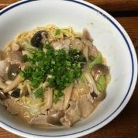 昼ご飯/ちゃんこ鍋ラーメン