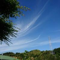 天気がいい、2日間でした。