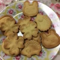 初♪クッキー
