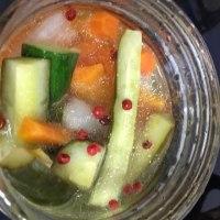 爽やかなスイートピクルスレシピ vegetableクッキング