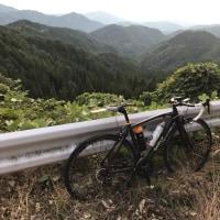 夕方前に、モンデウス〜美女高原50キロコースへ。涼しさを通り越して、肌寒い・・・。