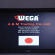 WEGA社公認インストラクター資格を拝領しました。