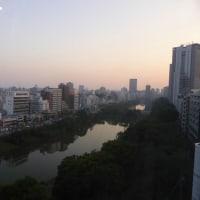 朝の市ヶ谷