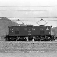 東武佐野線の貨物列車1984