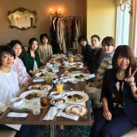 淑女たちの食事会