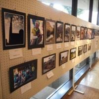 キルギス・サイクリングの写真展、国立市で開催中