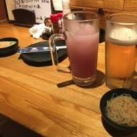 身体を癒して、食べて、飲んだ日。